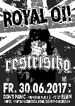 : Royal Oi!, Restrisiko, Deutlich