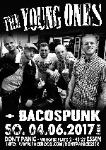 : The Young Ones + Bacos Punk (Oi! & Punk aus NL und Argentinien)