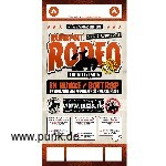 Ruhrpott Rodeo-Tageskarte Freitag ohne Camping